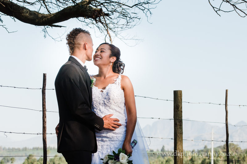 DK Photography DSC5027-1 Preview ~ Sinita & Donito's Wedding in Welgelee Wine Estate  Cape Town Wedding photographer