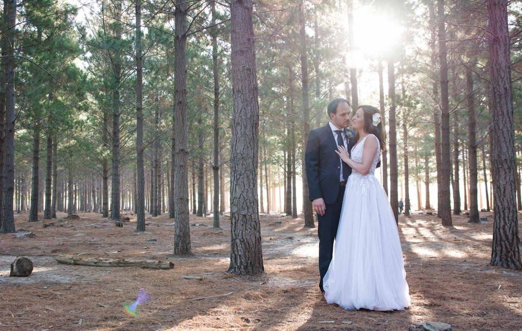 Joanne & Julian's Wedding in The Fynbos Bistro in Stonehurst Mountain Estate {Rose Gold/Copper colored, Rustic & DYI}