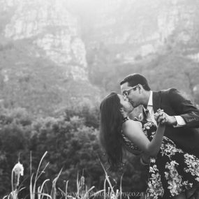 DK Photography CCD_7256-2-1-285x285 Maya & Sunil's E Session in Kirstenbosch Botanical Gardens & Lllandudno Beach { Detroit to Cape Town }  Cape Town Wedding photographer