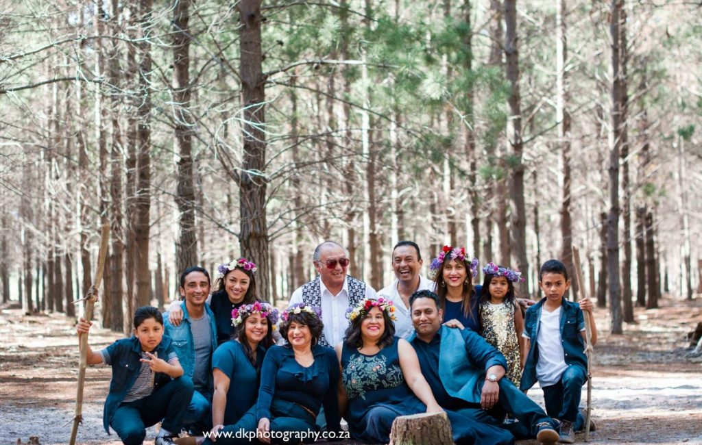 Preview ~ Jenna & Brad's Family Shoot in Tokai Forest