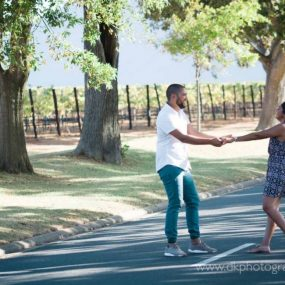 DK Photography dkp_7567-285x285 Preview ~ Lee Che & Reece's Engagement Shoot in Groot Constantia Wine Estate  Cape Town Wedding photographer