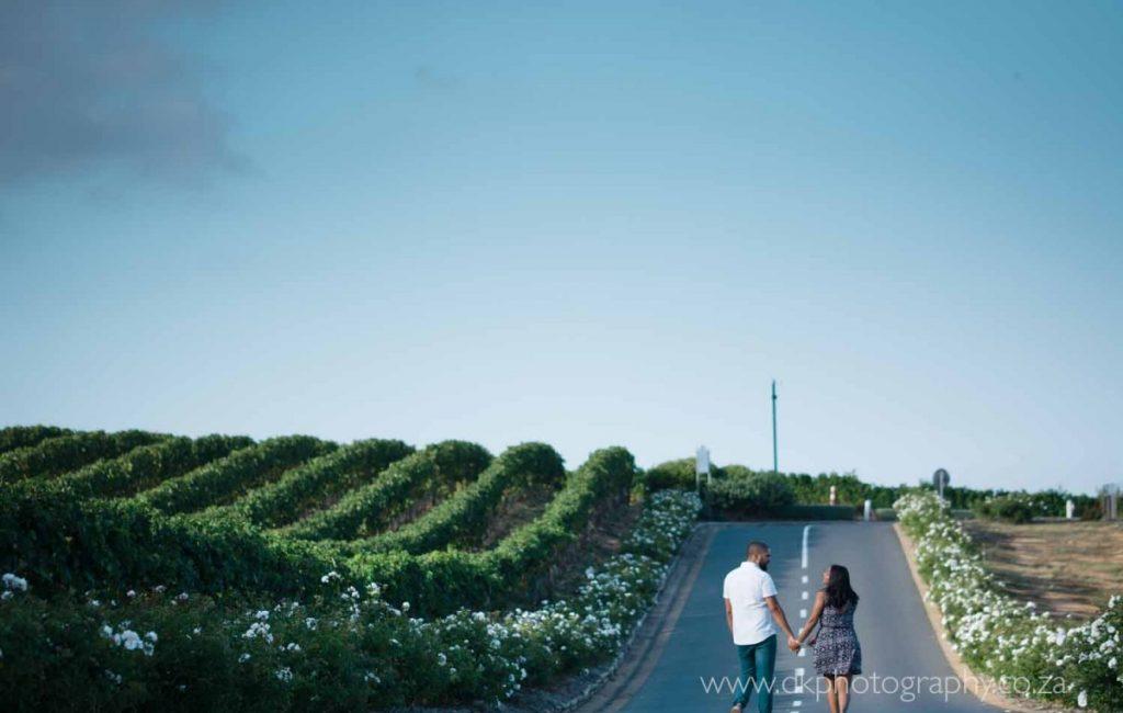 Preview ~ Lee Che & Reece's Engagement Shoot in Groot Constantia Wine Estate
