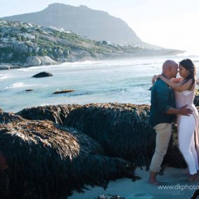 DK Photography dkp_8383-285x285 Beulah & Pierre's E Shoot on Llandudno Beach  Cape Town Wedding photographer