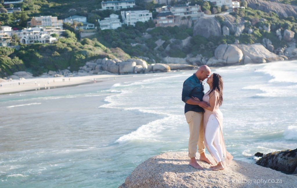 Beulah & Pierre's E Shoot on Llandudno Beach