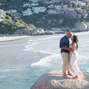 DK Photography dkp_8484-285x285 Beulah & Pierre's E Shoot on Llandudno Beach  Cape Town Wedding photographer
