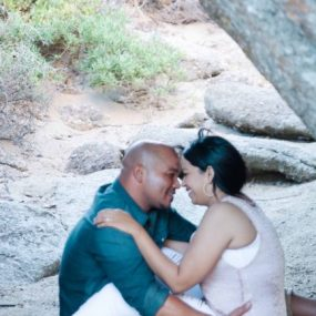 DK Photography dkp_8559-285x285 Beulah & Pierre's E Shoot on Llandudno Beach  Cape Town Wedding photographer