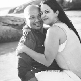 DK Photography dkp_8808-2-285x285 Beulah & Pierre's E Shoot on Llandudno Beach  Cape Town Wedding photographer