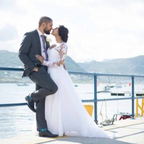 DK Photography dkp_5489-285x285 Preview ~ Lee Che & Reece's Wedding in Blue Horizon, Simonstown