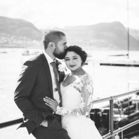 DK Photography dkp_5493-285x285 Preview ~ Lee Che & Reece's Wedding in Blue Horizon, Simonstown