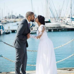 DK Photography dkp_5519-285x285 Preview ~ Lee Che & Reece's Wedding in Blue Horizon, Simonstown