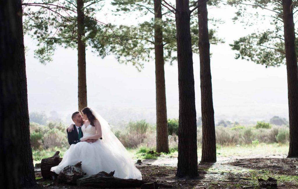 Preview ~ Struan & Kaitlyn's Wedding in The Range, Tokai