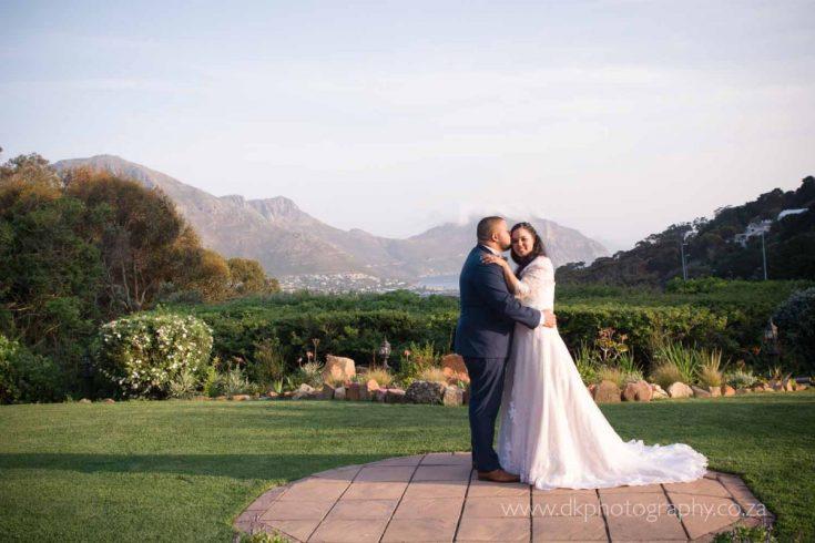 DK Photography DKP_5553-735x490 Simone & Lyle's Wedding in Suikerbossie Restaurant in Hout Bay