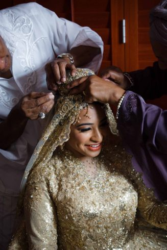 DK Photography DKP_9976-1-327x490 Thaakirah & Nieyaaz's Wedding