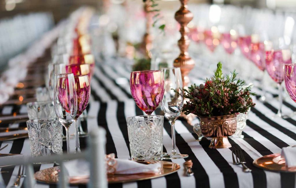 Table Settings & Decorations For Your Wedding