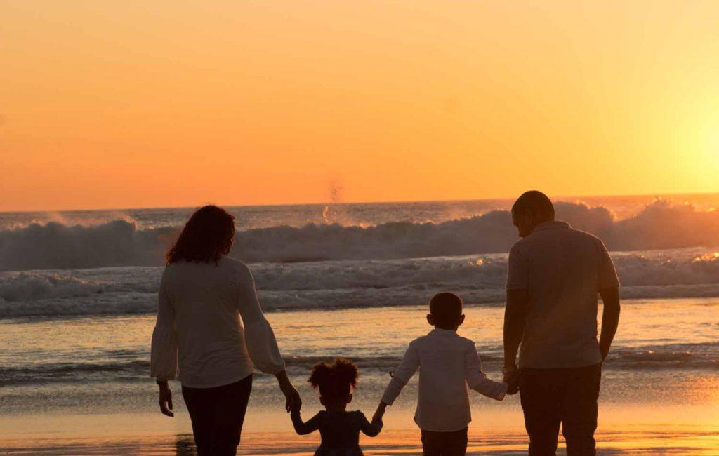 Preview ~ Cleo & Heinrich's Family Shoot on Llandudno beach